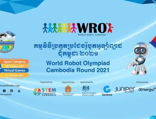 World Robot Olympiad Cambodia
